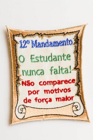 12º Mandamento