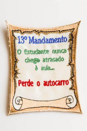 13º Mandamento