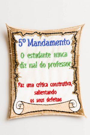 5º Mandamento
